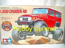58405 Tamiya 1/10 R/C  LAND CRUISER   CR-01 Rock Crawler  4WD Off Road Truck 4X4