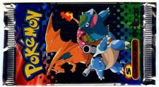1 BOOSTER POKEMON de CARTES LAMINCARDS Neuf ( RARE )(Out of print since 2005)