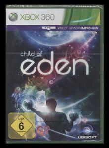 XBOX 360 CHILD OF EDEN - Tetsuya Mizuguchi dem SCHÖPFER von REZ & LUMINES KINECT