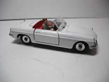 Meccano Ltd. Dinky Toys #13 MGB TOURING CONVERTIBLE. RESTORED NEAR MINT B
