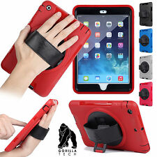 Gorilla Tech Survivor 360° Degree Harness Kit Strap Case Cover Stand Apple iPad