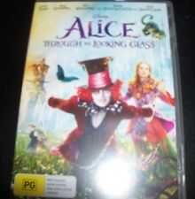 Alice In Wonderland Through The Looking Glass (Aust Region 4) DVD – Like New
