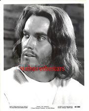 Vintage Jeffrey Hunter QUITE HANDSOME '61 KING OF KINGS Publicity Portrait