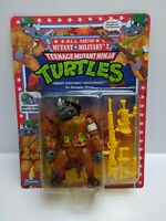 Vintage TMNT Dimwit Doughboy Rocksteady 1992 -Mutant Military 2 (See Pictures)