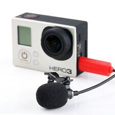 Saramonic SRGMX1 Lavalier Microphone for GoPro Action Camera BNIB