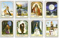 Le Tarot du Sentier Ancestral - Jeu de 78 cartes divinatoires - avec livret FR