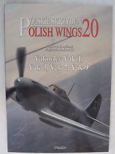Polish Wings 20 - Yakovlev Yak-1, Yak-3, Yak-7, Yak-9