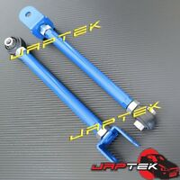 NEW HD Adjustable Rear Toe Rods Arms For Nissan S13 A31 180sx Silvia R32 Skyline