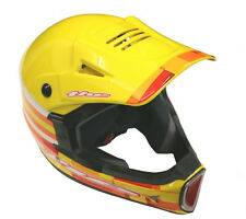 THE Full Face Helmet Mountain Bike Thirty3 Cube Composite Yellow Large