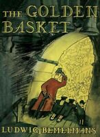 Golden Basket, Paperback by Bemelmans, Ludwig, Brand New, Free P&P in the UK