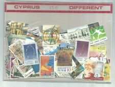 Cyprus Great Collection Of 150 Used Stamps All Different