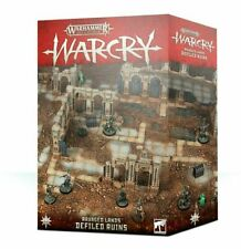 Warcry: Ravaged Lands: Defiled Ruins - Warhammer AoS - Brand New! 111-32