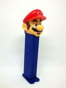 Figurine - Pez Heads (Sweets / Candy Dispenser) Super Mario Bros Nintendo