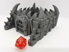 Dungeon Cell Slave Pen Scatter Terrain Scenery Model Dungeons & Dragons D&D