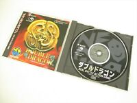 SNK DOUBLE DRAGON Item Ref/0537 NEO GEO CD Neogeo Japan Game nc