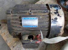 Superb Electric 3 Ph 7.5 Hp 3450 Rpm Fr 112M 60 Hz Induction Motor