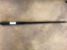 "49"" Hay Bale Spear 2200 lbs capacity 1 3/4"" wide w/ nut Conus 2 with Sleeve"