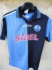 Maillot LE HAVRE HAC 1996 ADIDAS vintage shirt camiseta trikot collection XS
