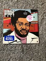 Donald Byrd's BEST (Sealed)