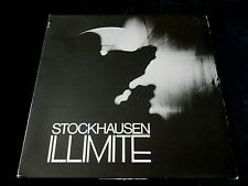 STOCKHAUSEN - ILLIMITE - SHANDOR - SR 10 002 - FRENCH PRESSING - EX/VG+ CON