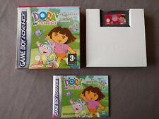 DORA L'EXPLORATRICE pour Nintendo Gameboy Advance AGB P BDOP