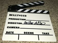 Guillermo Del Toro Signed Director Movie Clapboard Proof
