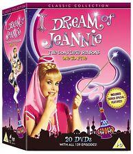 BEZAUBERNDE JEANNIE 1-5 DIE KOMPLETTE DVD STAFFEL 1 2 3 4 5  DEUTSCH