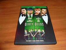 Dirty Deeds (DVD, 2003, Full Frame/Widescreen) John Goodman, Sam Neill Used OOP
