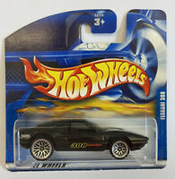 2002 Hotwheels Ferrari 308 GTB Turbo Black Very Rare! Mint! MIOC!