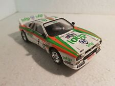 qq SCALEXTRIC SPAIN PLANETA RALLIES MITICOS LANCIA RALLY 037 33 R COSTA BRAVA