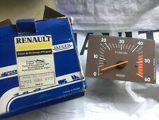 Renault Master Rev Counter 7701026977