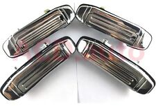 Fit For 92-97 Mitsubishi Montero Outside Door Handle Front Rear Left Right 4PCS