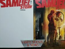 SAMUEL STERN 7 L'AGENZIA (NORMAL+WHITE COVER). BUGS COMICS**CORRIERE VELOCE