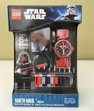 Lego Star Wars Darth Maul Wrist-Watch  9006777  NEW Free Shipping