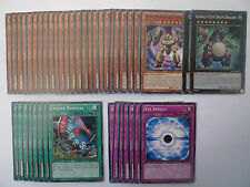 Super Defense Robot Deck * Ready To Play * Yu-gi-oh