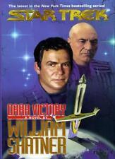 Dark Victory (Star Trek) By William Shatner. 9780671008826