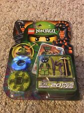 LEGO 9569 Ninjago Spitta With Spinner Snake Ninja Retired