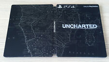 Uncharted PS4 Very Rare SteelBook Only  [No Game Included]