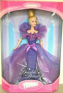 1997 Playline Collector Special Edition SPARKLE BEAUTY Blonde Barbie