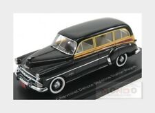 Chevrolet Deluxe Styleline Station Wagon 1950 Black Wood NEOSCALE 1:43 NEO46435