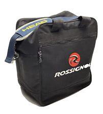 Rossignol Ski Boot Bag Handles and Shoulder Strap Side Pocket 35 liters