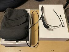 Google Glass Explorer Edition EX-C with accessories tested works