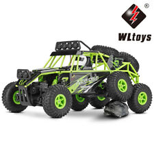 Wltoys 1:18 18628 2.4G 6WD Electric RC Buggy Car Off-Road Rock Crawler Climbing