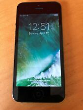 "Iphone 5 Black 16gb in ""new state"""