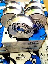 E71T-11 .030 Gasless Flux Core MIG Welding Wire 2 Lb 5 PACK DEAL Blue Demon