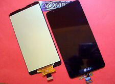 GLS DISPLAY+TOUCH SCREEN+ per LG STYLUS 2 K520 NERO RICAMBIO NUOVO VETRO