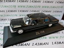 Voiture 1/43 IXO DEAGOSTINI Balkans : limousine ZIL 114