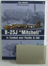 "B-25J ""Mitchell"" in Combat over Pacific & CBI - Kagero NEW !!"