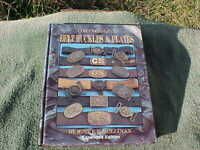 Confederate Belt Buckles & Plates Book by Steve E. Mullinax Expanded Signature E