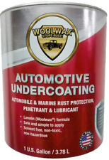 Woolwax Auto Undercoat. Gallon Can.  The thickest lanolin Film  available, BLACK